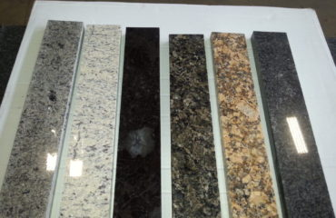 The difference between marble, quartz and granite