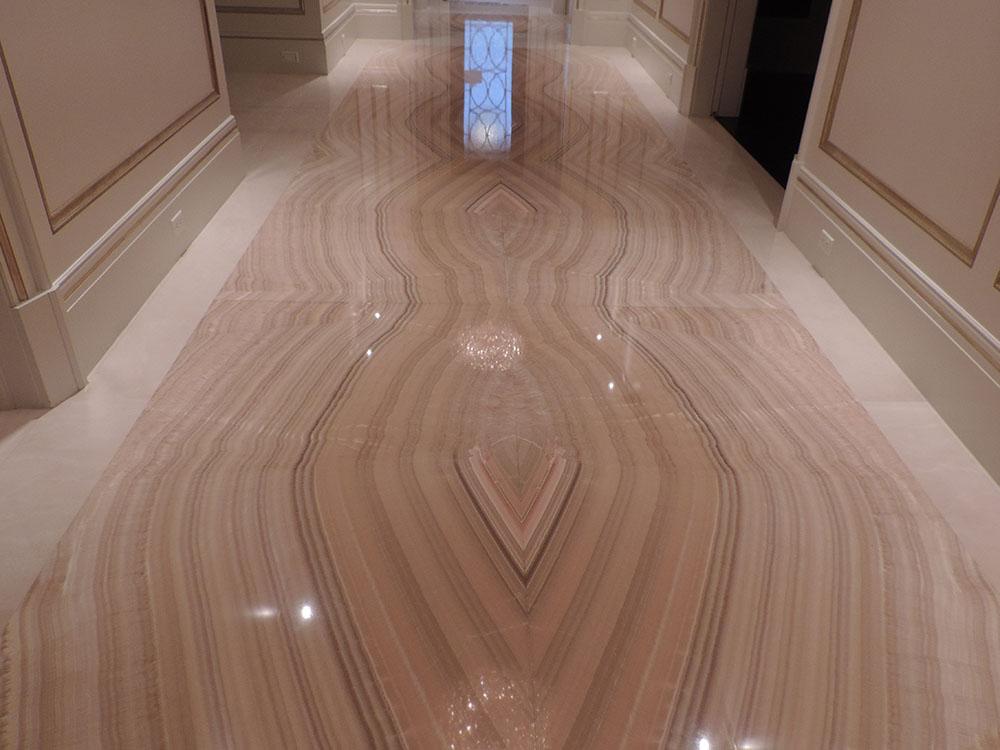 CrownMarble Onyx Floor
